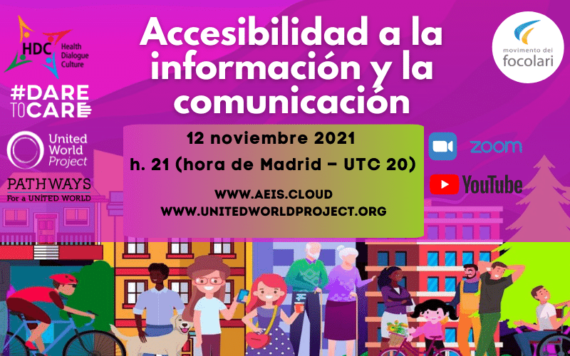 Accesibilidad a la información y la comunicación