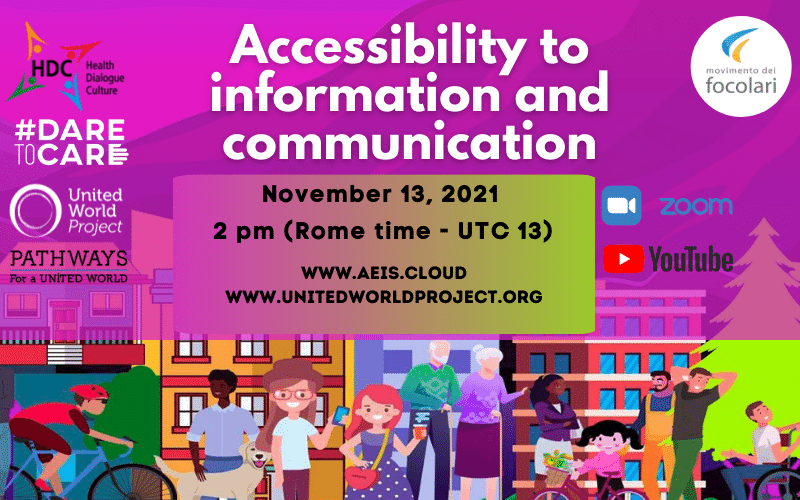 Accessibility to information and communication